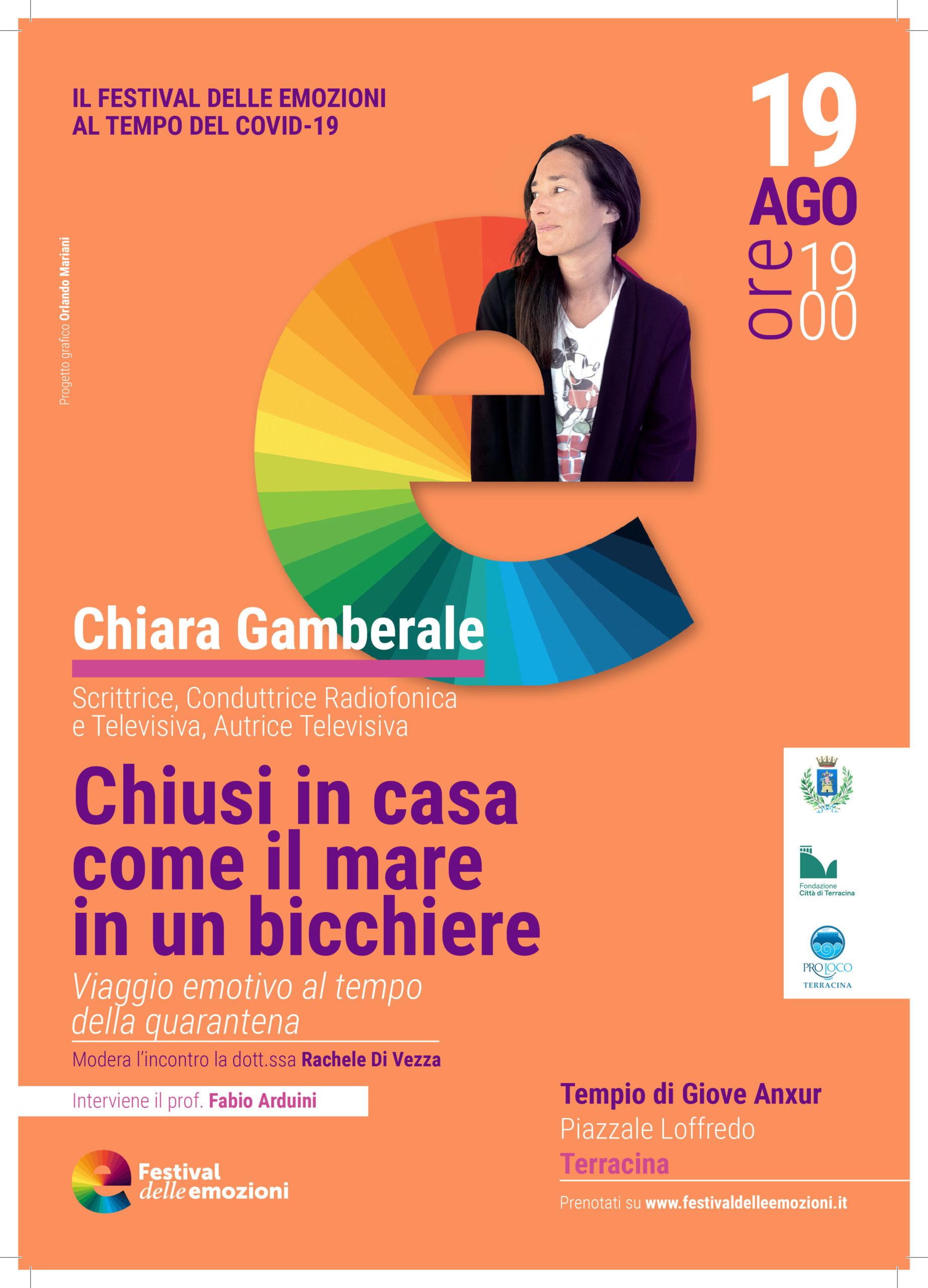 Locandina 19 agosto 2020 - Gamberale